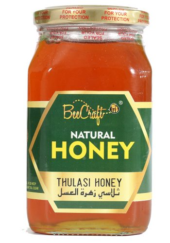tulsi honey 1 for beecraft