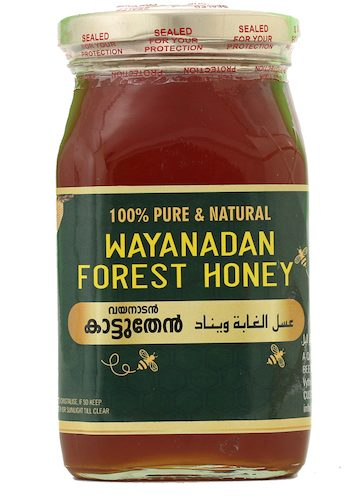wayanadan forest honey