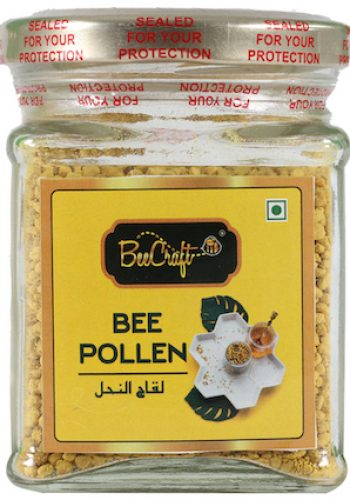 beepollen beecraft honey