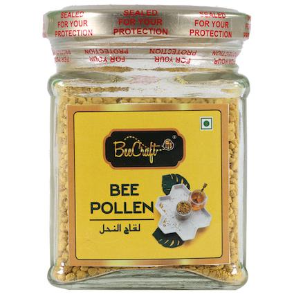beepollen beecraft honey