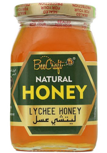 lychee honey beecraft honey