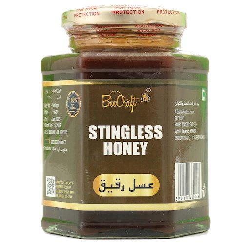stingless honey beecraft honey